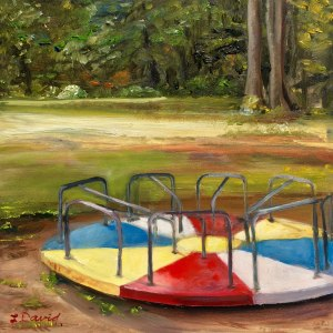 Lisa David Merry Go Round