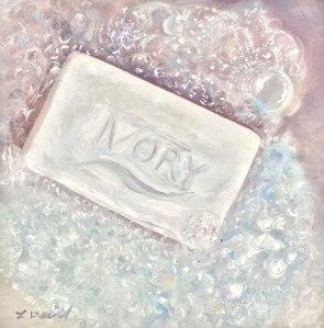 Lisa David Ivory Soap