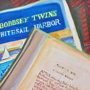 Book and Blanket, Lisa David