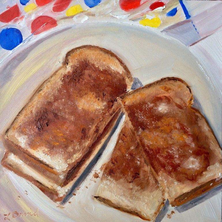 Cinnamon Toast Lisa David