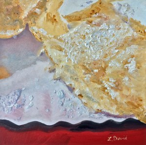 Lisa David Fried Dough