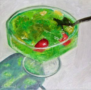 Lime Green Jell-O