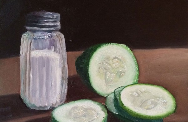 Lisa David Salty Cucumbers