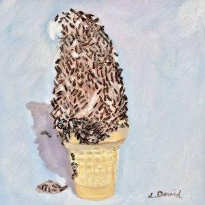 Lisa David daily painting