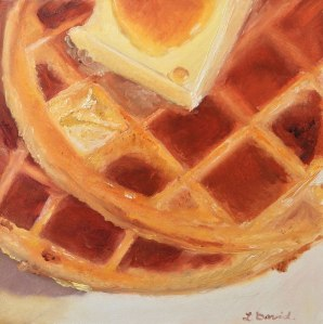 Lisa David waffles