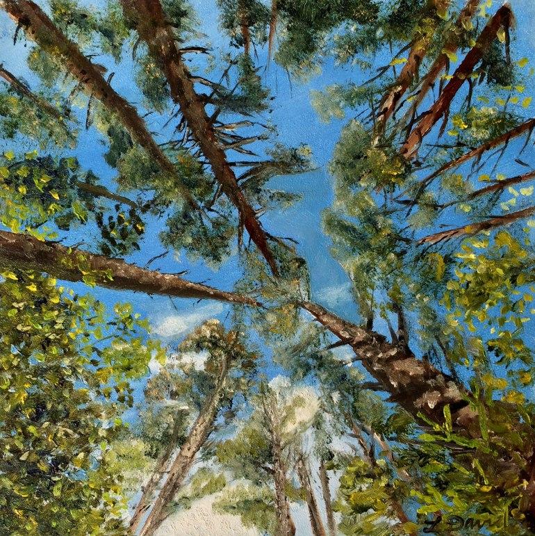 Lisa David trees