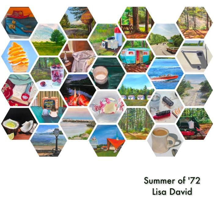 Lisa David Summer of 72 poster image